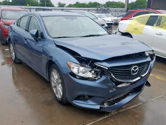2016 MAZDA 6 SPORT Photos | TX - DALLAS SOUTH - Salvage Car Auction
