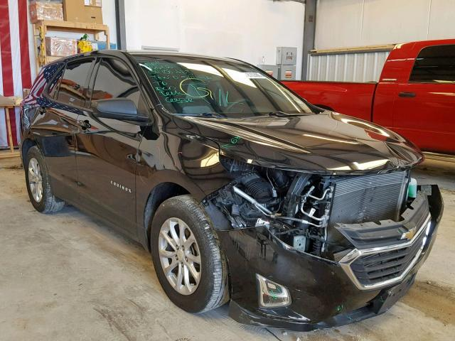 click here to view 2018 CHEVROLET EQUINOX LS at IBIDSAFELY