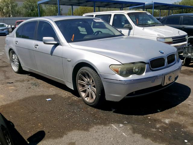 click here to view 2003 BMW 745 LI at IBIDSAFELY