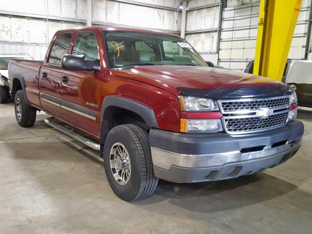 2005 Chevrolet Silverado 6 0L 8 for Sale in Woodburn OR - Lot: 38144359