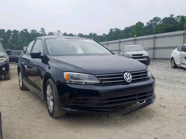 2015 Volkswagen Jetta Se 1.8L