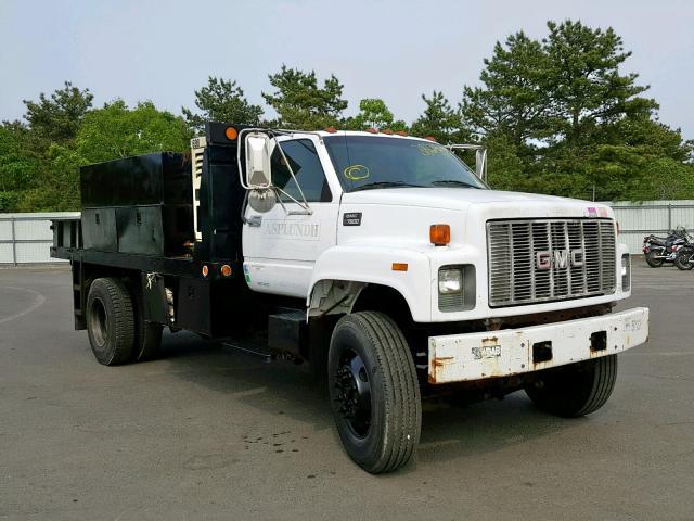 Salvage 2002 GMC C-SERIES C for sale