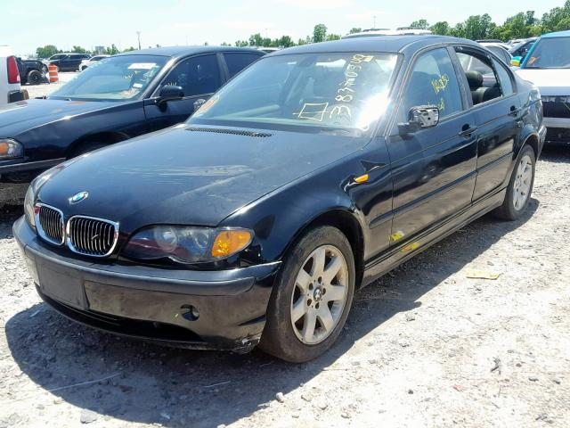 2004 BMW 325 XI - Left Front View