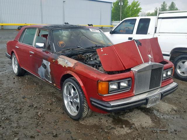 click here to view 1981 ROLLS-ROYCE SILVER SPU at IBIDSAFELY