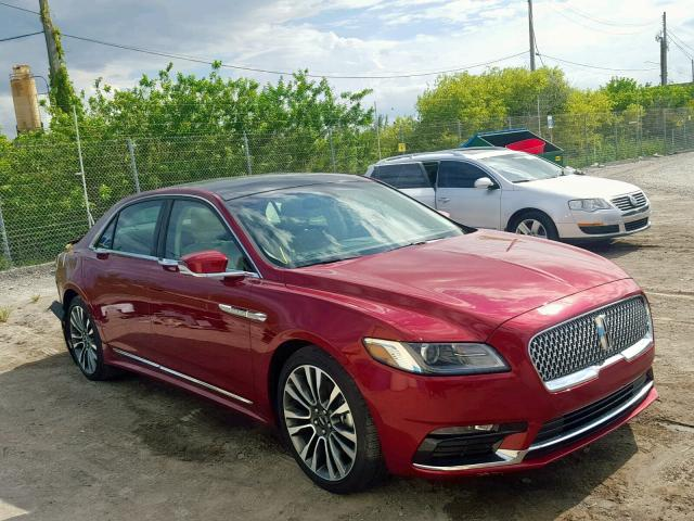 click here to view 2018 LINCOLN CONTINENTA at IBIDSAFELY