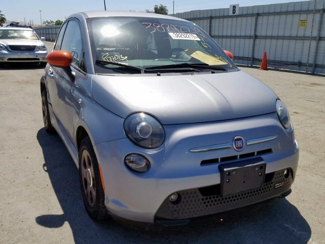 click here to view 2015 FIAT 500 ELECTR at IBIDSAFELY