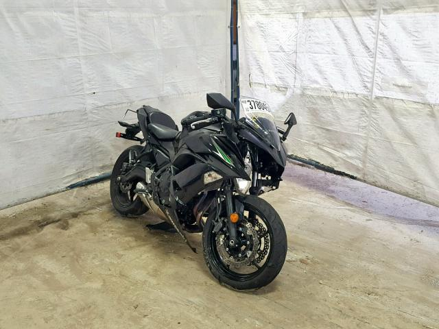 2017 Kawasaki EX650 J for sale in Fort Wayne, IN