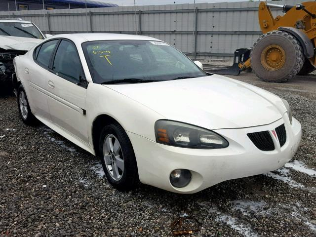 Pontiac salvage cars for sale: 2006 Pontiac Grand Prix