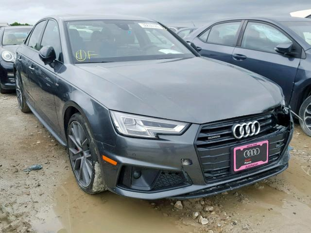 click here to view 2019 AUDI A4 PREMIUM at IBIDSAFELY