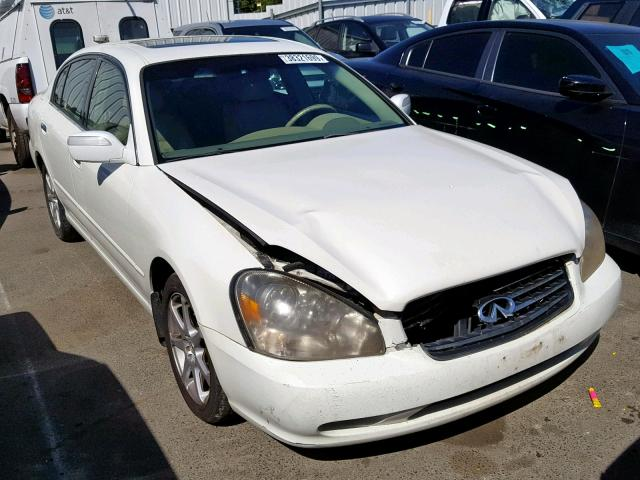 Salvage 2003 Infiniti Q45 for sale