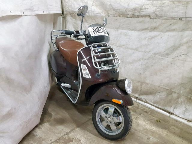 click here to view 2013 VESPA GTS 300 SU at IBIDSAFELY
