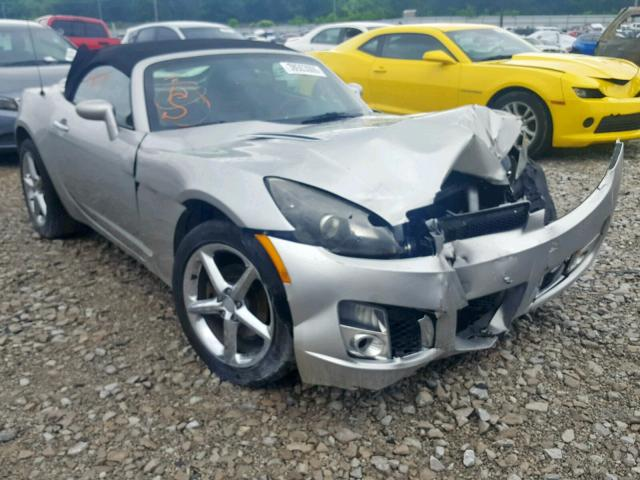 click here to view 2007 SATURN SKY REDLIN at IBIDSAFELY