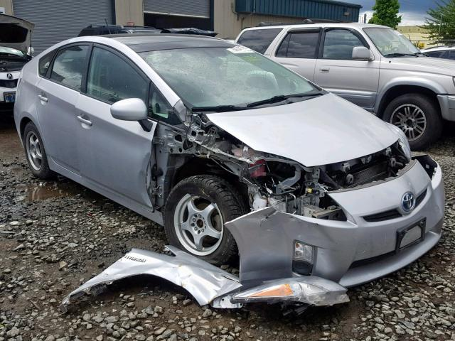 Salvage cars for sale from Copart Eugene, OR: 2011 Toyota Prius