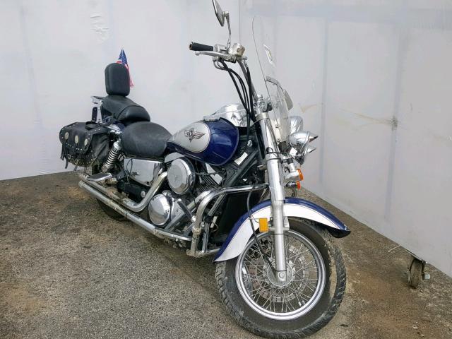 Salvage 1999 Kawasaki VN1500 E for sale