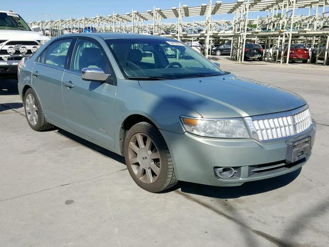 Lincoln salvage cars for sale: 2008 Lincoln MKZ