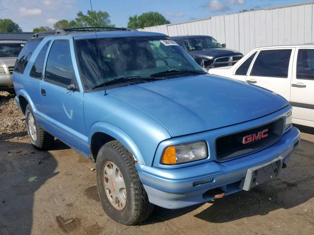 Auto Auction Ended On Vin 1gkct18w2tk506591 1996 Gmc Jimmy In Wi Milwaukee