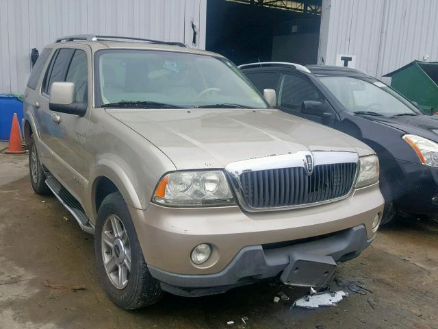 click here to view 2004 LINCOLN AVIATOR at IBIDSAFELY