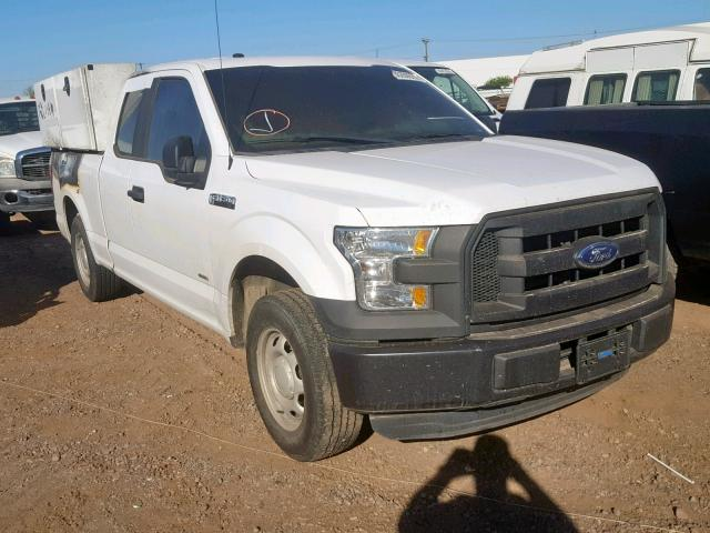 click here to view 2016 FORD F150 SUPER at IBIDSAFELY