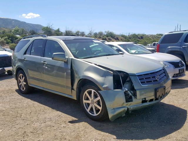 click here to view 2004 CADILLAC SRX at IBIDSAFELY