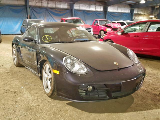click here to view 2007 PORSCHE CAYMAN S at IBIDSAFELY