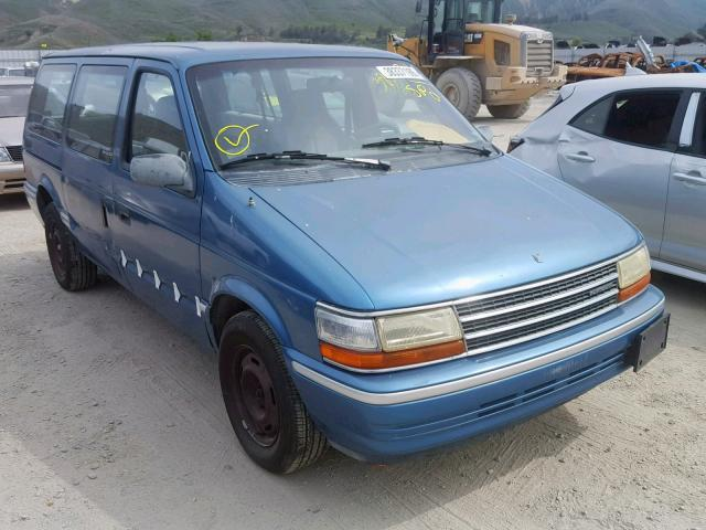 click here to view 1992 PLYMOUTH GRAND VOYA at IBIDSAFELY