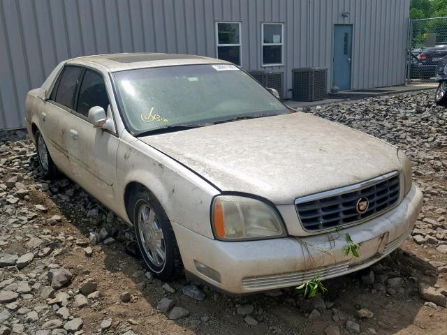 click here to view 2003 CADILLAC DEVILLE at IBIDSAFELY