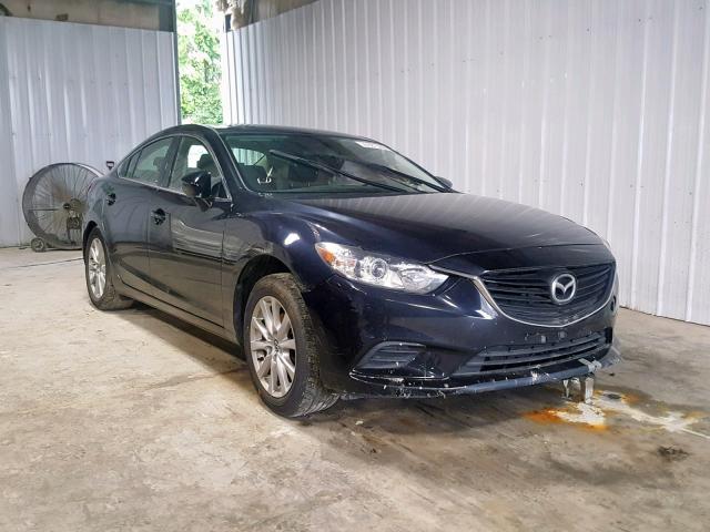 Salvage 2015 Mazda 6 SPORT for sale