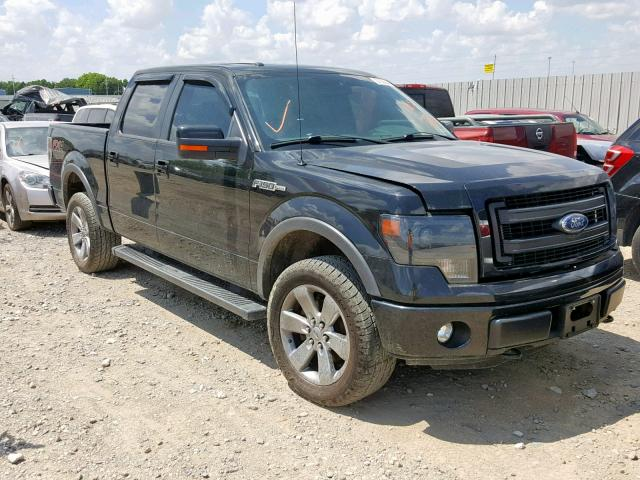 Salvage cars for sale from Copart Greenwood, NE: 2013 Ford F150 Super