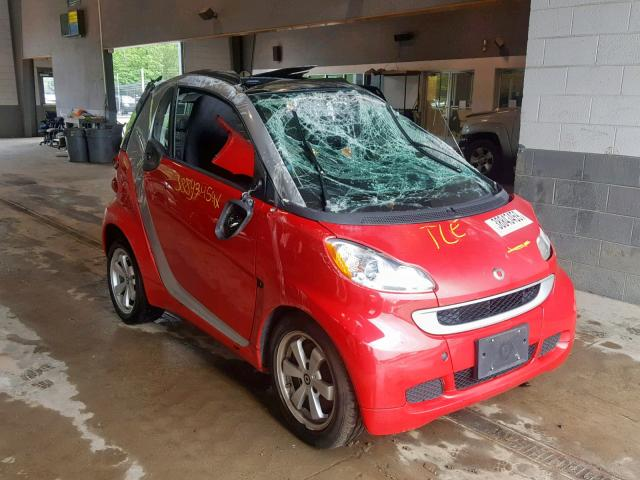 click here to view 2012 SMART FORTWO PUR at IBIDSAFELY