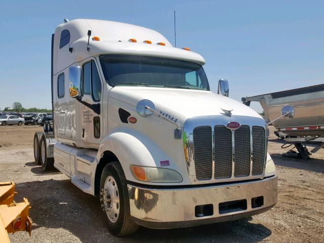 click here to view 2008 PETERBILT 387 at IBIDSAFELY