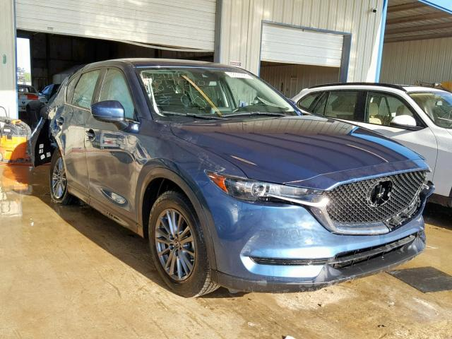 Salvage 2018 Mazda CX-5 SPORT for sale