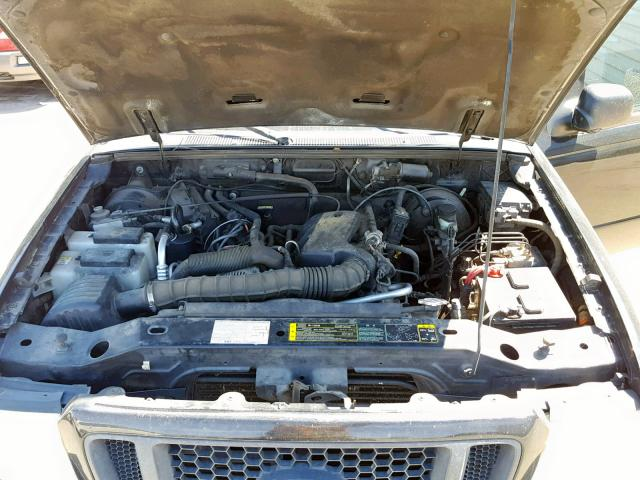 2004 Ford Ranger Sup 3 0L 6 for Sale in Sacramento CA - Lot: 35941669