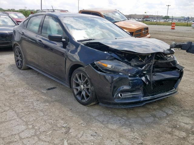 click here to view 2015 DODGE DART SXT at IBIDSAFELY