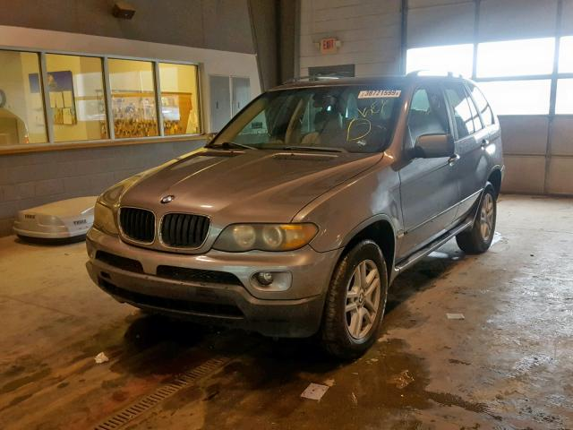 2004 BMW X5 3 0I Photos | VA - RICHMOND - Salvage Car Auction on Tue