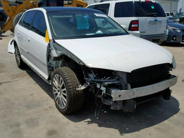 click here to view 2008 AUDI A3 2.0 PRE at IBIDSAFELY