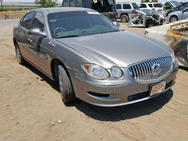 click here to view 2009 BUICK LACROSSE C at IBIDSAFELY