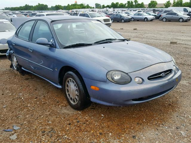 Auto Auction Ended On Vin 1fafp53s0xa101257 1999 Ford Taurus Se In Mo St Louis