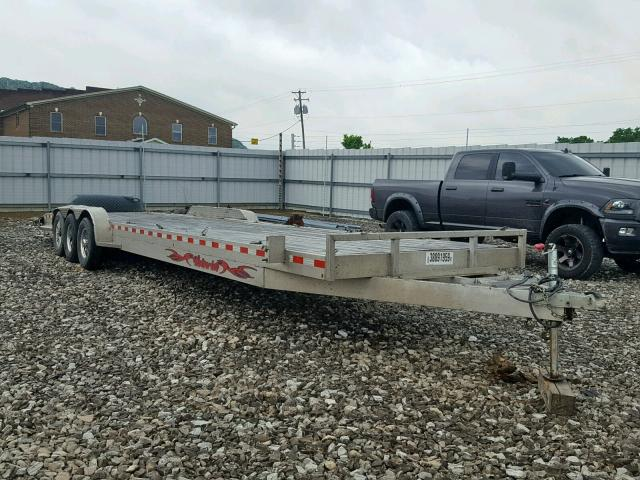 Salvage 2018 Wolv TRAILER for sale
