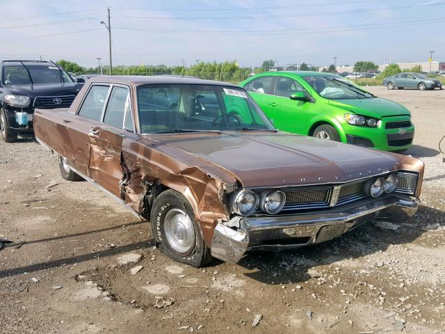 1967 Chrysler Newport for Sale in Indianapolis IN - Lot: 38614779