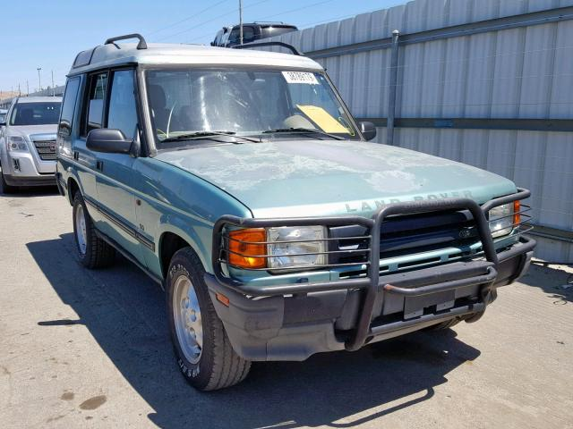 click here to view 1997 LAND ROVER DISCOVERY at IBIDSAFELY