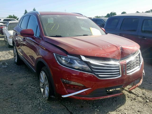 click here to view 2016 LINCOLN MKC SELECT at IBIDSAFELY
