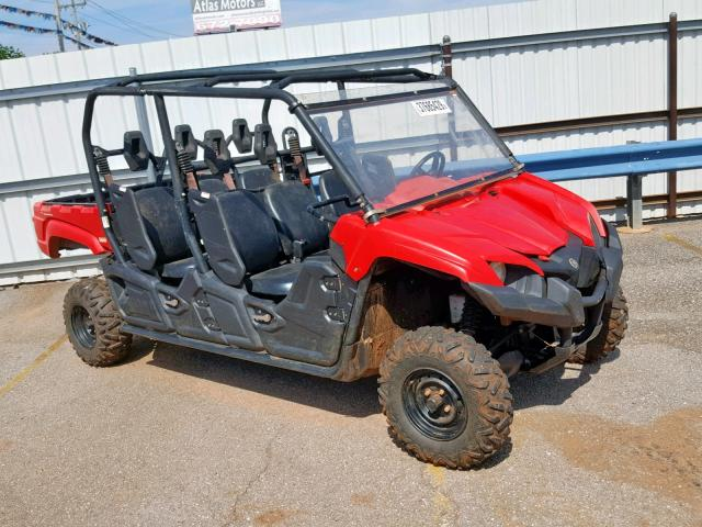click here to view 2016 YAMAHA YXC700 E at IBIDSAFELY