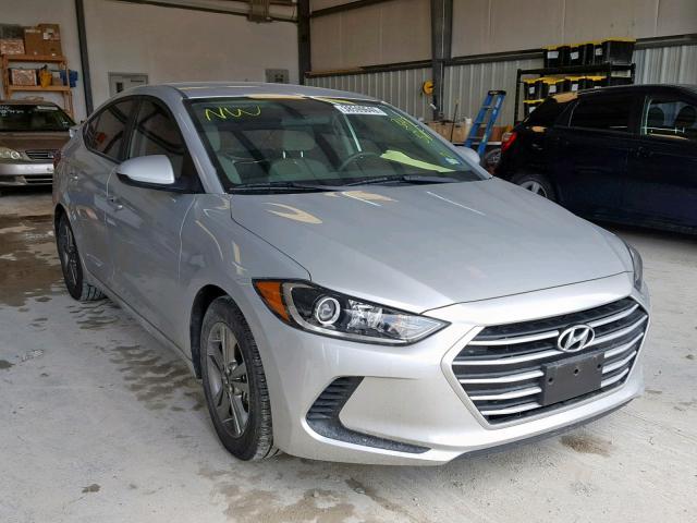 2018 Hyundai Elantra Se 2 0l 4 In Tx Austin