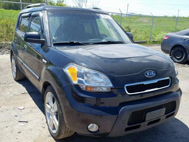 Salvage 2010 KIA SOUL + for sale
