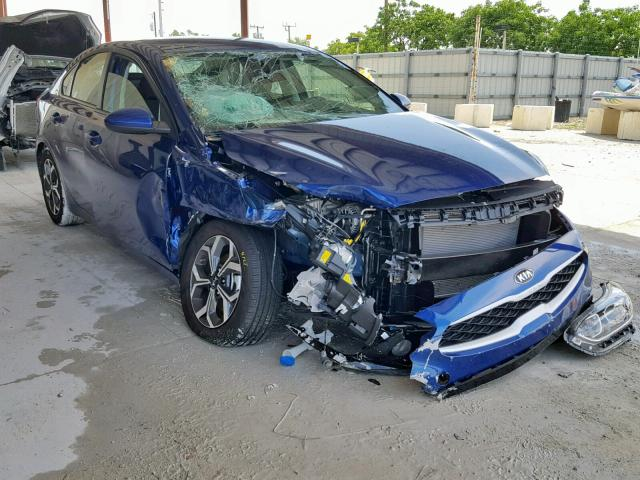 2019 KIA FORTE FE Photos | FL - MIAMI SOUTH - Salvage Car Auction on