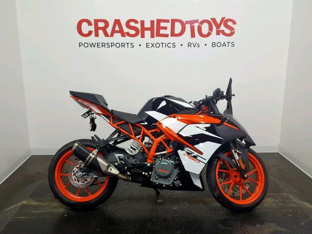click here to view 2017 KTM 390 DUKE at IBIDSAFELY