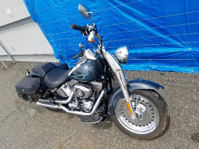 click here to view 2015 HARLEY-DAVIDSON FLSTF FATB at IBIDSAFELY