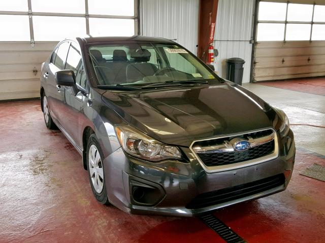 Salvage 2014 Subaru IMPREZA for sale