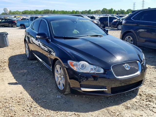 click here to view 2009 JAGUAR XF LUXURY at IBIDSAFELY