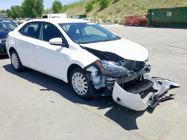 2017 TOYOTA COROLLA L Photos | CO - DENVER SOUTH - Salvage Car